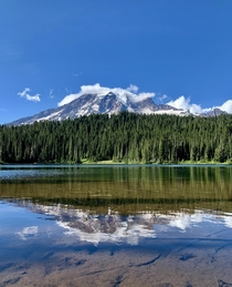 Reflection Lake WA