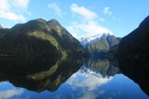 Reflections in Doubtful Sound