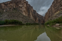 Reflections on the Rio Grande