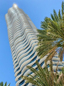 Regalia condominium tower in Sunny Isles Beach FL x