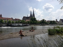 Regensburg Germany I luckily get to call it home whilst I do my degree