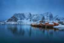 Reine Nordland Norway