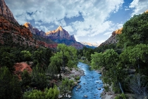Relax at Paradise Zion National Park Springdale Arkansas United States