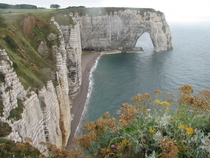 Remember The Count of Monte Cristo Etretat Normandy France