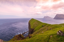 Remote islands tend to have a world of their own Kalsoy Faroe Islands