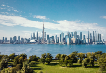 Rendering of what Toronto will look like in  after all proposed and under construction buildings are finished
