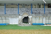 Repost from rsoccer Stadium  training facility Urziceni Romania  set in comments