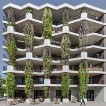 Residential building in Zurich Switzerland x