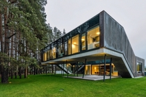 Residential house in Vilnius Lithuania