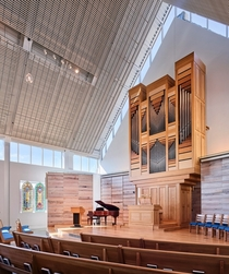 Restored Kansas Citys century-old Westport Presbyterian Church