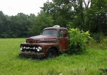 Retired Farm Truck West Virginia  x