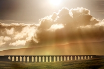 Ribblehead Viaduct North Yorkshire England