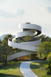 Ribbon Chapel - Onomichi Japan