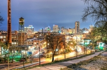 Richmond Virginia USA a flattering view of my humble hometown