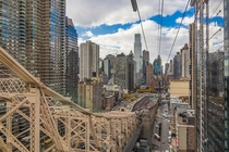 Riding The Roosevelt Island Tram -