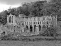 Rievalux Abbey Yorkshire UK