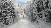 Right after a snowstorm  Qubec Canada