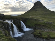 Right after sunset at Kirkjufell  days ago