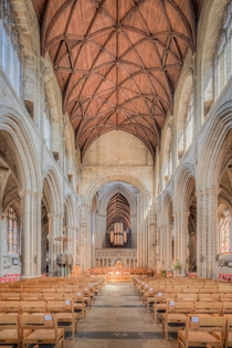 Ripon Cathedral England