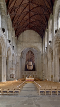 Ripon Cathedral Nave