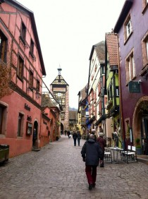 Riquewihr Alsace France take two