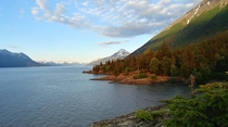 Rising Tide on the Turnagain Arm Hope AK