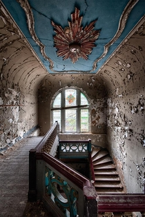 Rittergut V an abandoned manor somewhere in Germany