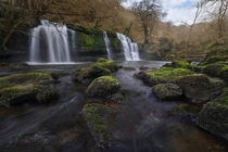 Rivendell Waterfall Country Brecon Beacons Wales
