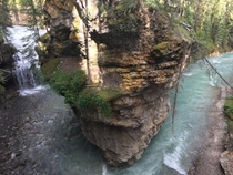 River Bend Banff National Park near Johnston Canyon Canada