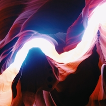 River of the sun - Lower Antelope Canyon Arizona
