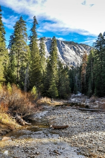 Riverbed - Sequoia National Park