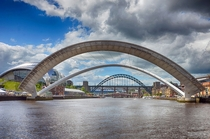 Riverscape - Newcastle Upon Tyne UK