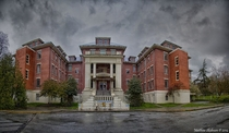 Riverview Hospital Coquitlam British Columbia Canada   By SkidmorePhotography