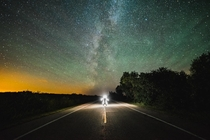 Road to the Milky Way
