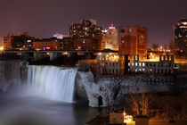 Rochester New York is not stunning but it has its cute views