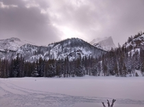 Rocky Mountain National Park Colorado -