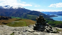 Rocky Mountain Summit Wanaka New Zealand