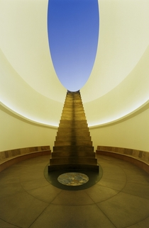 Roden Crater East Portal - James Turrell