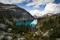 Rohr Lake British Columbia Canada -