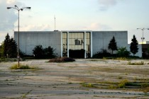 Rolling Acres Mall Akron Ohio South Elevation  x  OC