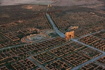 Romans doing city planning the right way