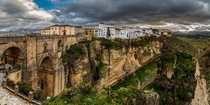 Ronda Andalusia Spain  by Rubn Aranda