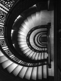Rookery Building Staircase Chicago