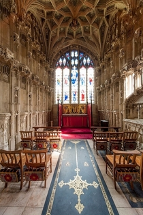 Room in Ely Cathedral