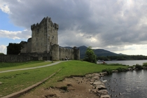 Ross Castle Killarney Co Kerry Ireland