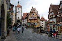 Rothenburg de Tauber Germany x OC