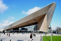 Rotterdam Centraal design by Team CS Photo Jan Oosterhuis