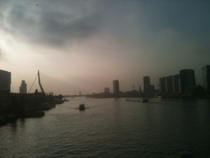 Rotterdam Netherlands this afternoon