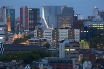 Rotterdam the Netherlands second largest city
