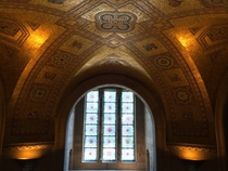 Rotunda at the Royal Ontario Museum Toronto